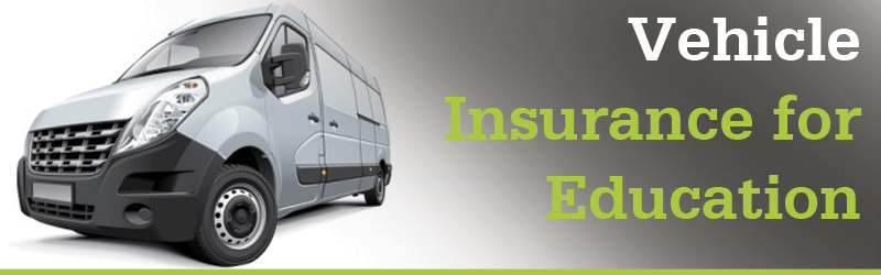Vehicle Insurance for Education