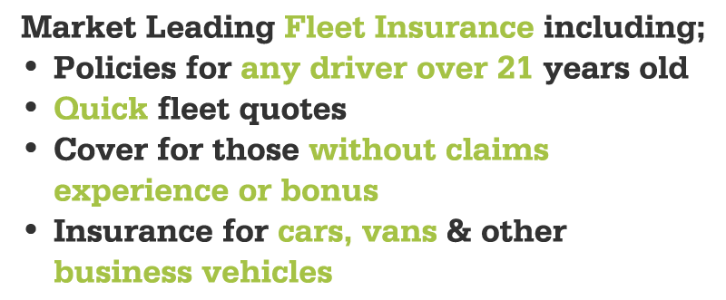 Fleet Insurance From Well Dunn
