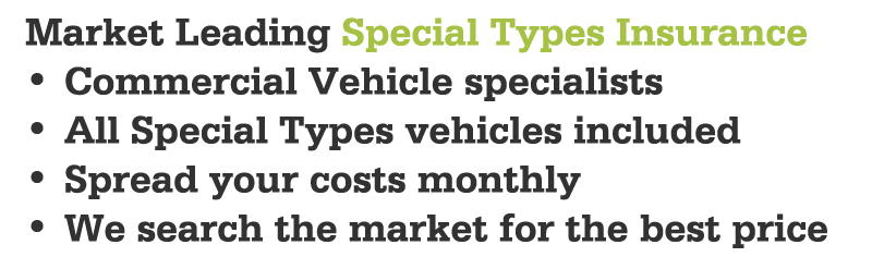 Special Types Insurance